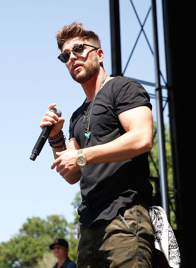 Who is Chris Lane