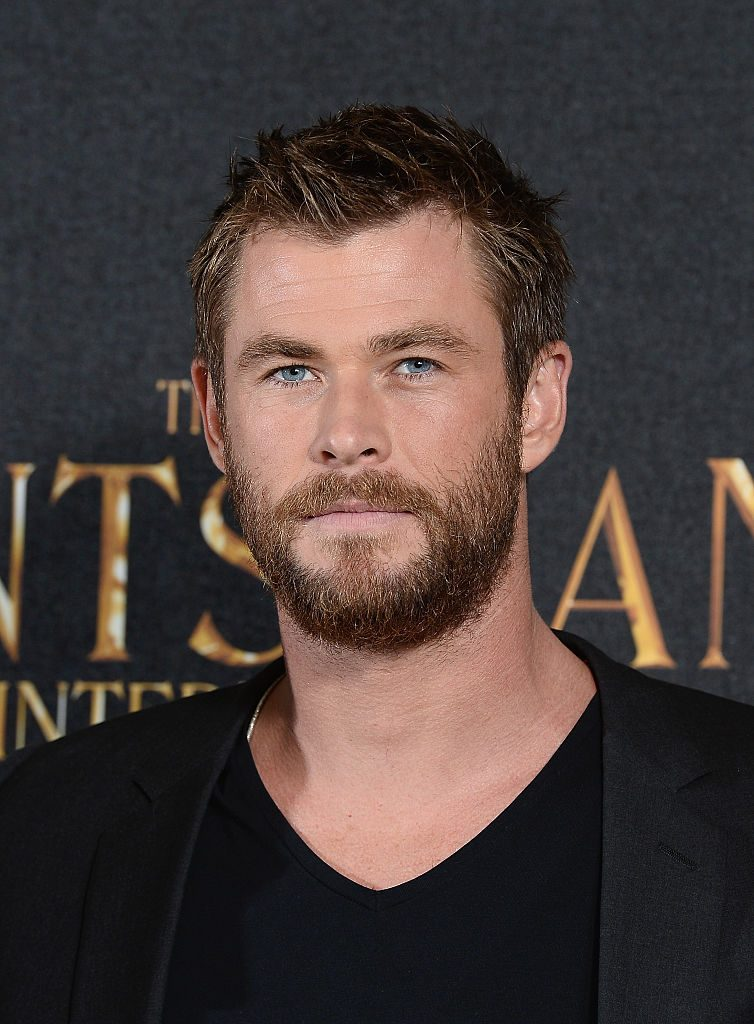 chris hemsworth upcoming movie 2017