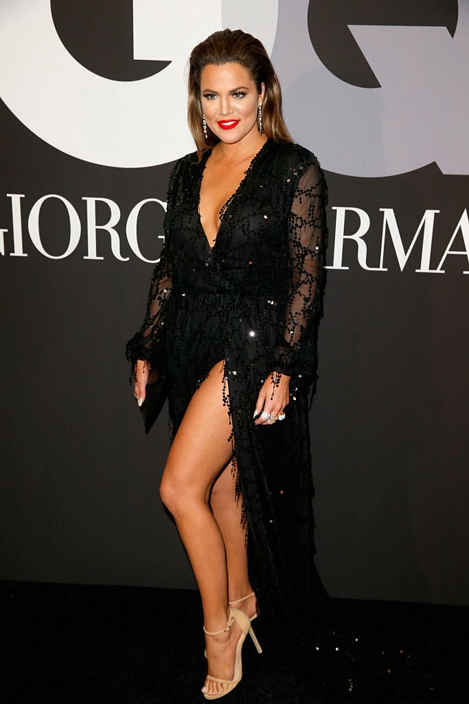 Khloe kardashion hot legs — photo 14