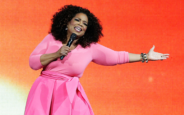 how rich is Oprah Winfrey