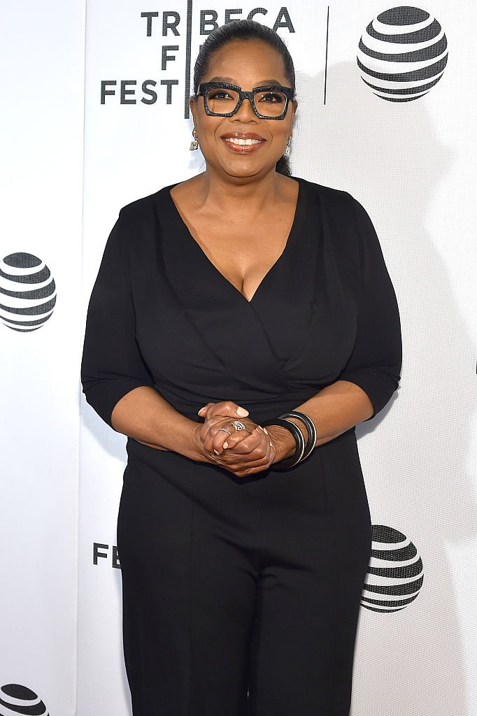 is Oprah the richest woman in the United States