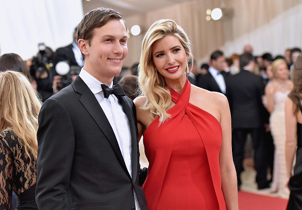 ivanka trump husband net worth
