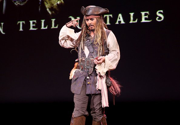 johnny depp upcoming movies