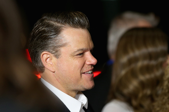 matt damon upcoming movie 2017