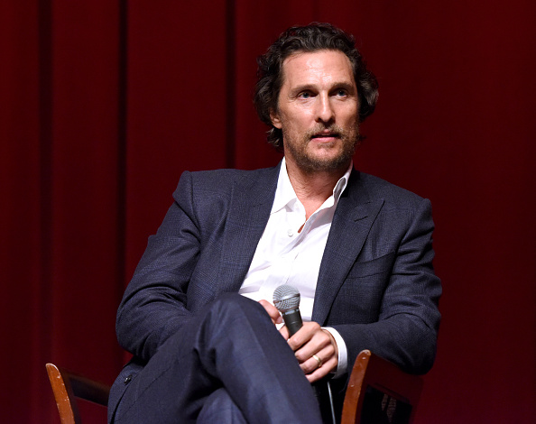 matthew mcconaughey upcoming movie 2017