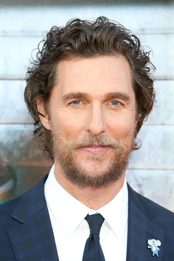 matthew mcconaughey upcoming movies
