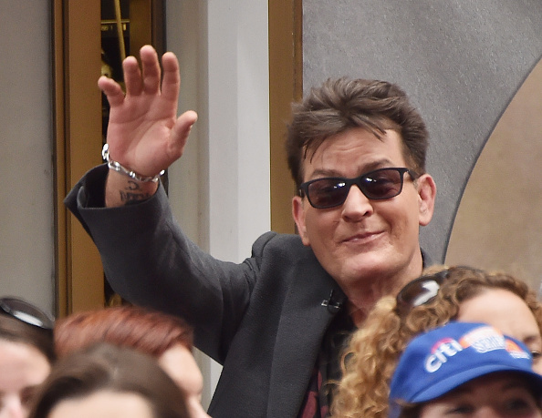 what disease does charlie sheen have