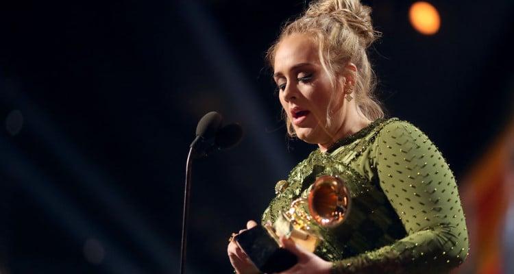 15-time Grammy Award-winning singer Adele