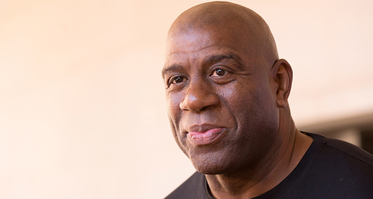 Magic Johnson Named President of Basketball Operations in Lakers Front Office Shakeup