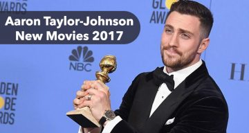 Aaron Taylor-Johnson New Movies for 2017