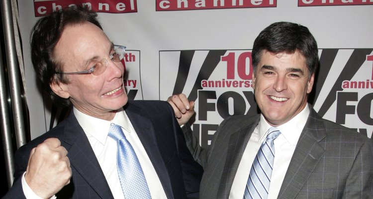 Alan Colmes and Sean Hannity