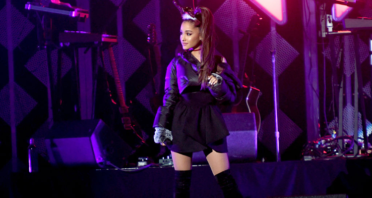 Ariana Grande Tour Pics