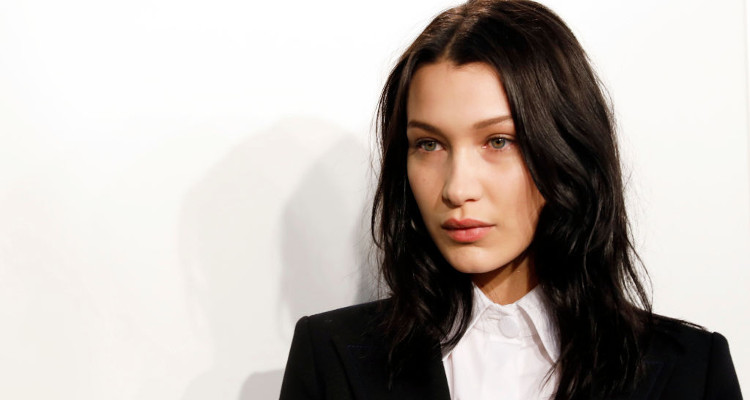 Bella Hadid Is Bringing Sexy Back for Bulgari Shoot