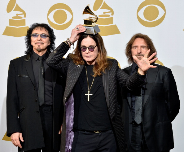 Black Sabbath at the 56th Grammy Awards
