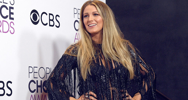 Blake Lively Fights for Women on Valentines Day