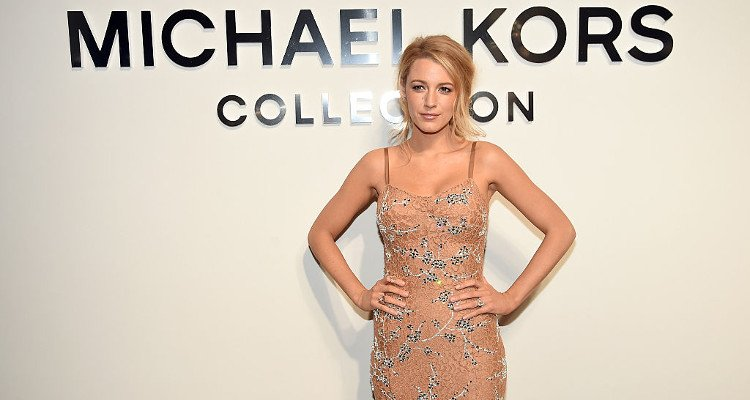 Blake Lively and Michael Kors Fashion Love Affair