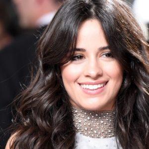 Camila Cabello at the 59th Grammy Awards 2017