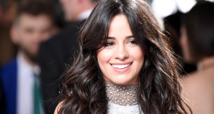 Camila Cabello at the 59th Grammy Awards 2017