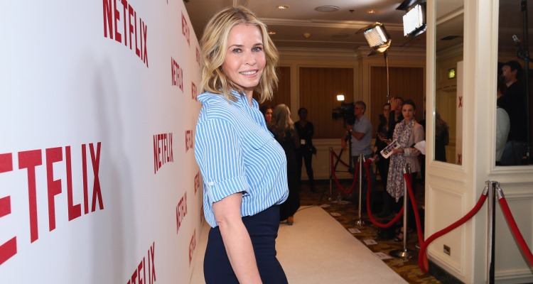 Chelsea Handler changing Netflix talk show format for season 2