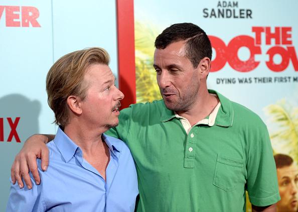 David Spade & Adam Sandler
