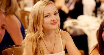 Dove Cameron At Who What Wear Show In Nyc Love Is In The Air For