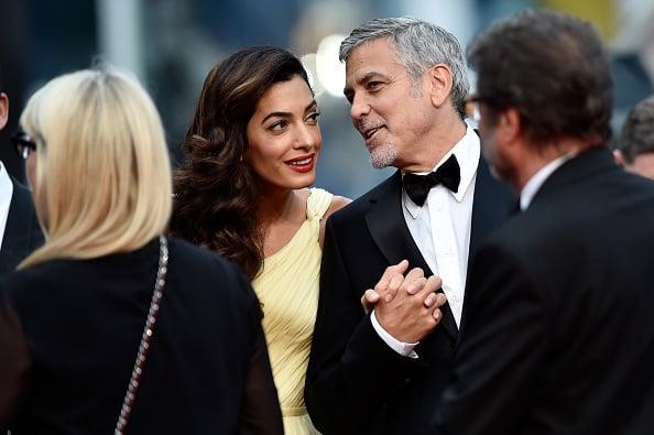 George Clooney & Amal Clonney