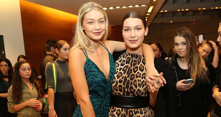 Gigi-Hadid and Bella Hadid Sexy Pics