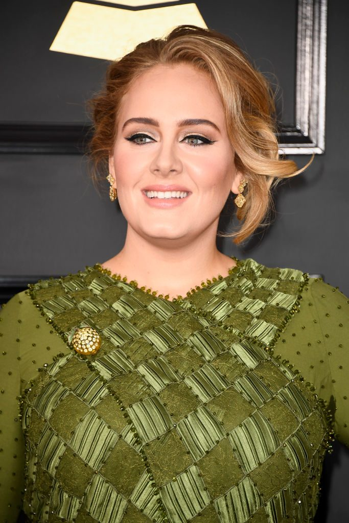 Grammy Award-winning singer Adele