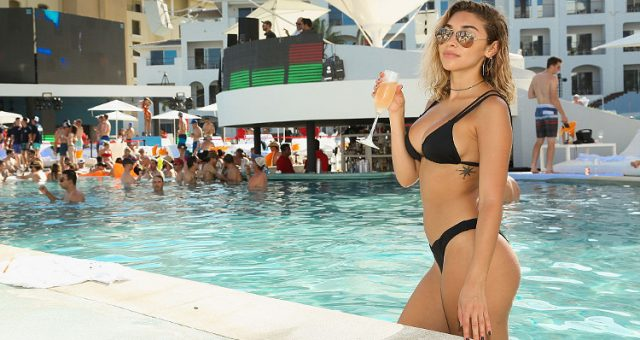 Hot Photos of Paul Pogba Rumored Girlfriend Chantel Jeffries
