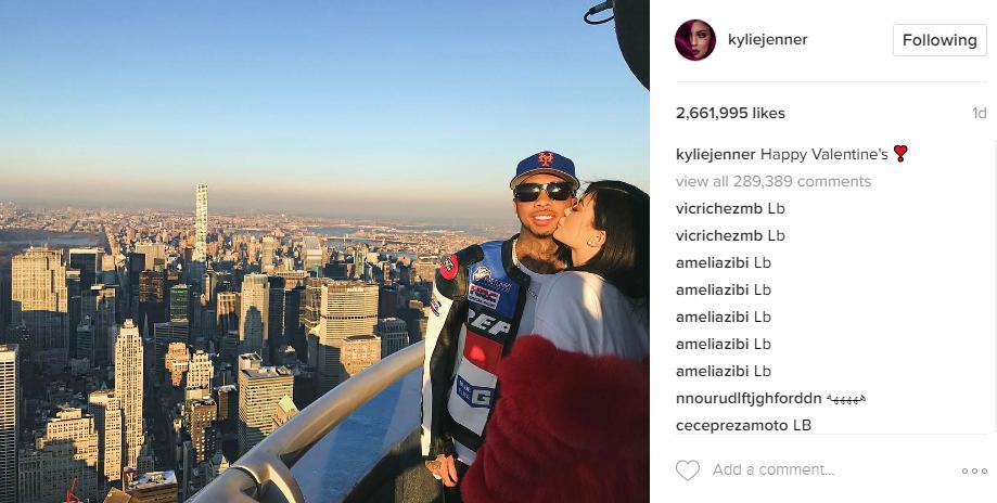 Instagram Kylie Jenner