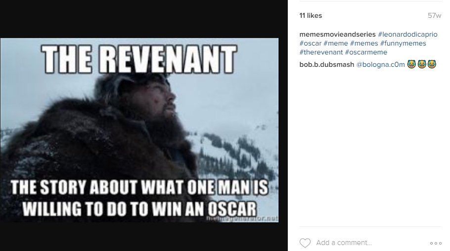 Instagram/memesmovieandseries