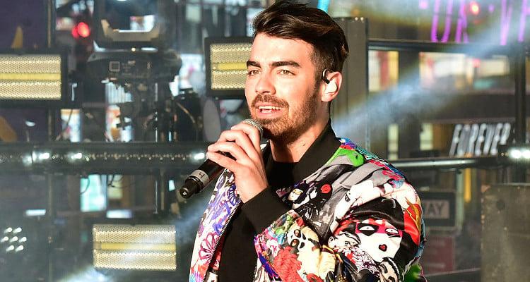 Joe Jonas on Tonight Show Starring Jimmy Fallon