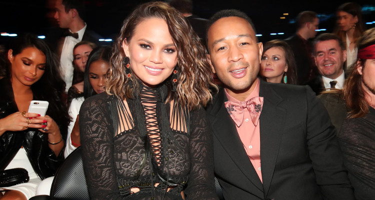 John Legend and Wife Chrissy Teigen
