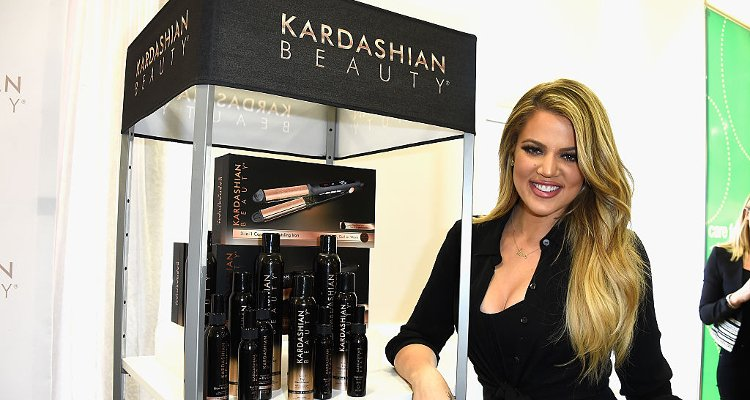 Khloe Kardashian Celebrated Dropping Lamar's Last Name As Only She Can
