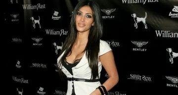 Kim Kardashian Shares Adorable Photo