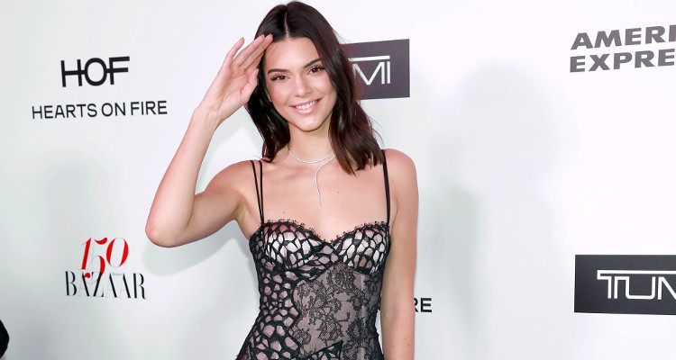 Kris Jenner is Proud of Daughter Kendall Jenner