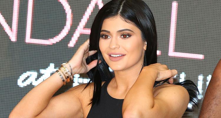 Kylie Jenner in Hot New Instagram Post
