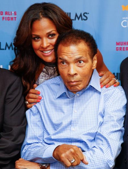 Laila Ali And Muhammad Ali Jr Muhammad Ali Jr. Wiki:...
