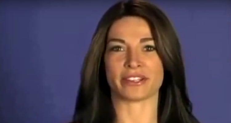 Melania Trump Impersonator Mira Tzur