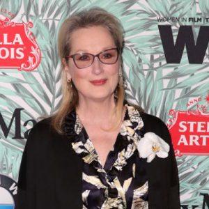 Meryl Streep Oscars 2017