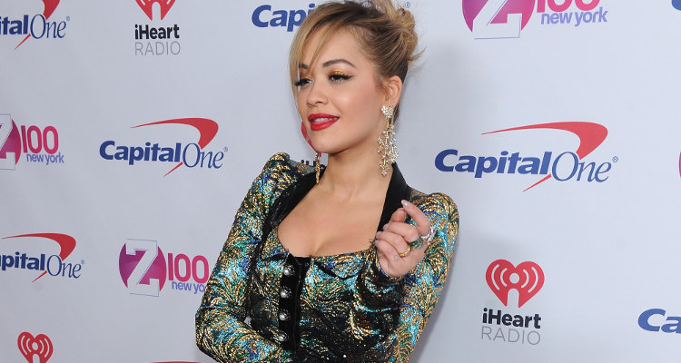 Rita Ora Looks Sloshed and Wasted in Racy Instagram Photo
