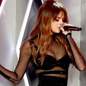 Selena Gomez Throwback Post