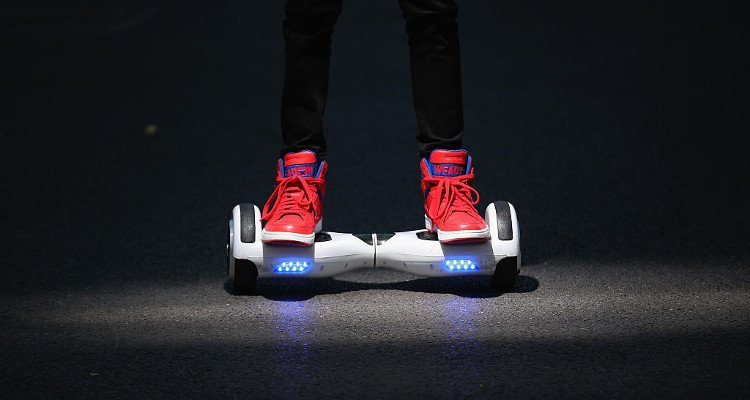 Swagtron T3 Hoverboard on Amazon