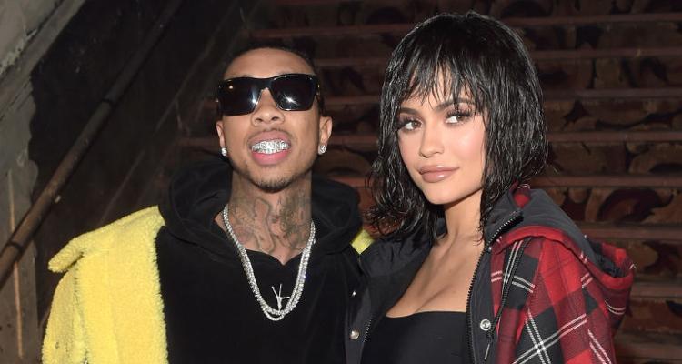 Tyga & Kylie Jenner at NYFW