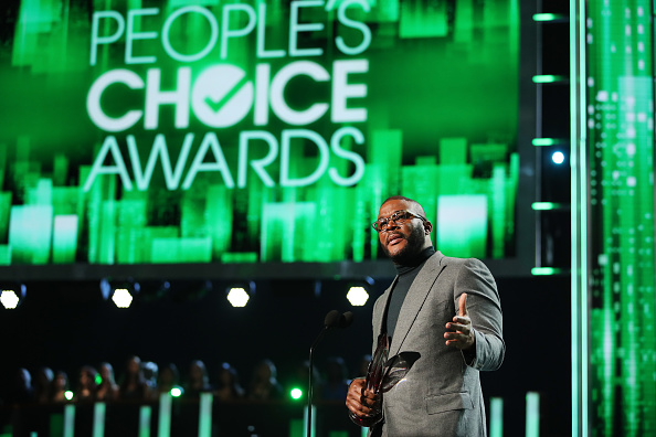 Tyler Perry 2017 People's Choice Awards