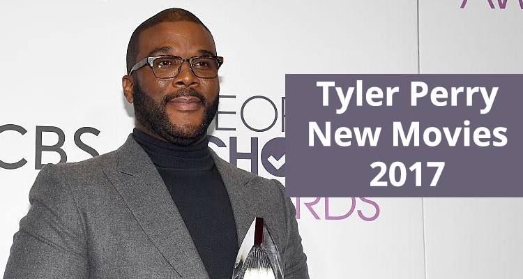 Tyler Perry New Movies in 2017