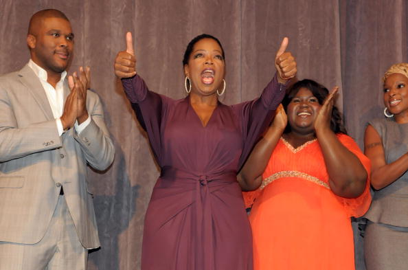 Tyler Perry & Oprah Winfrey at 2009 TIFF