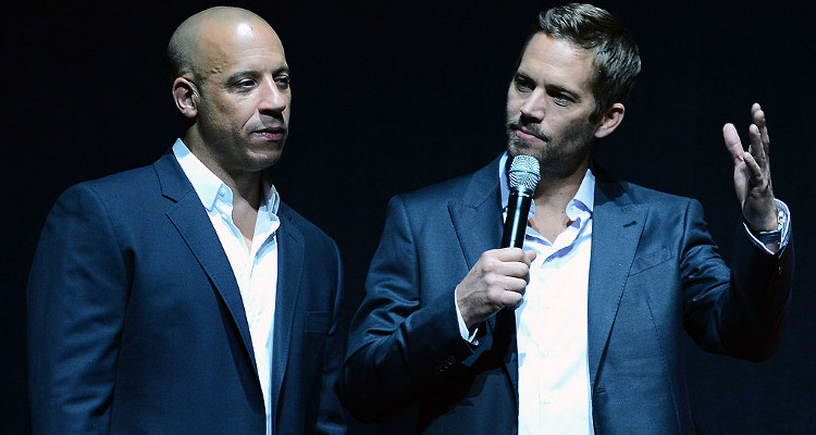 Vin Diesel Instagram Post is Tribute to Paul Walker