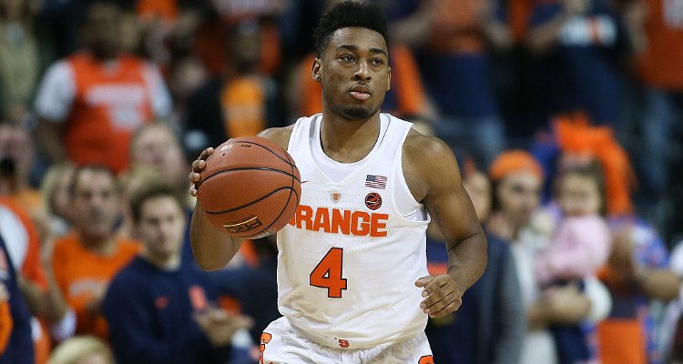 Watch Syracuse Buzzer Beater Video