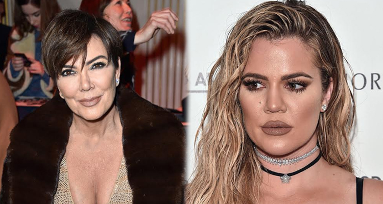 What Did Kris Jenner Do to Shock Khloe Kardashian